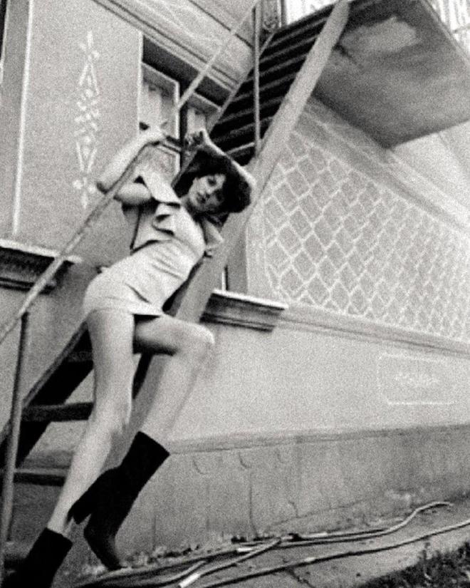 Мальвіна Чукля в фотосесії з FaceTime