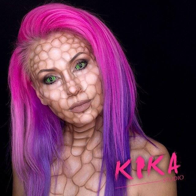 Kika Studio - мастер перевоплащений