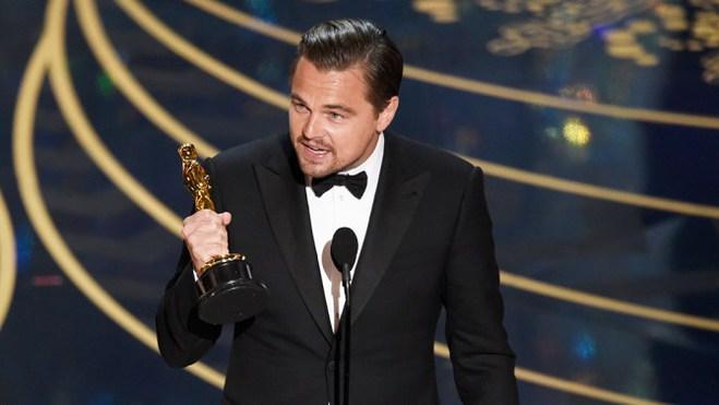 Оскар 2016: Леонардо ДиКаприо