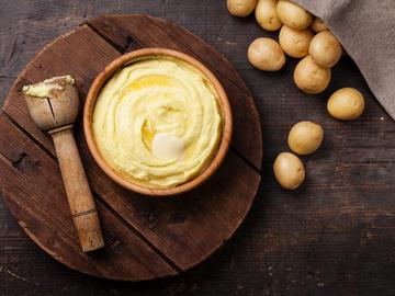 Фірмовий рецепт картопляного пюре Ольги Мартиновської