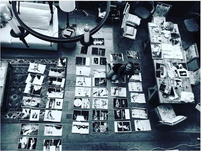 Голый альбом Хайди Клум