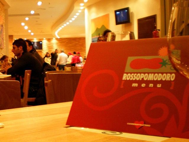 Достопримечательности Болоньи: Пиццерия Rossopomodoro
