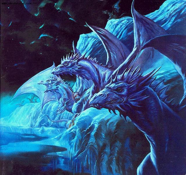 Открытки с Годом Водяного Дракона