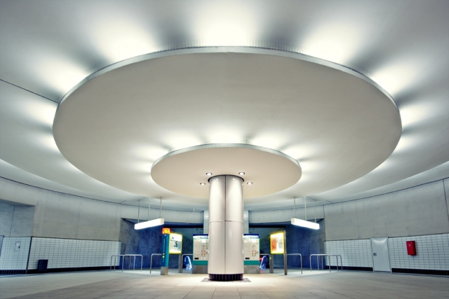 Найгарніше метро