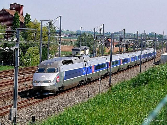 TGV Reseau