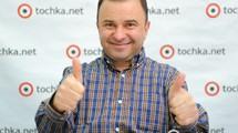 Виктор Павлик в гостях у tochka.net