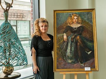 Открытие выставки «Возрождение Золотого века голландской живописи»