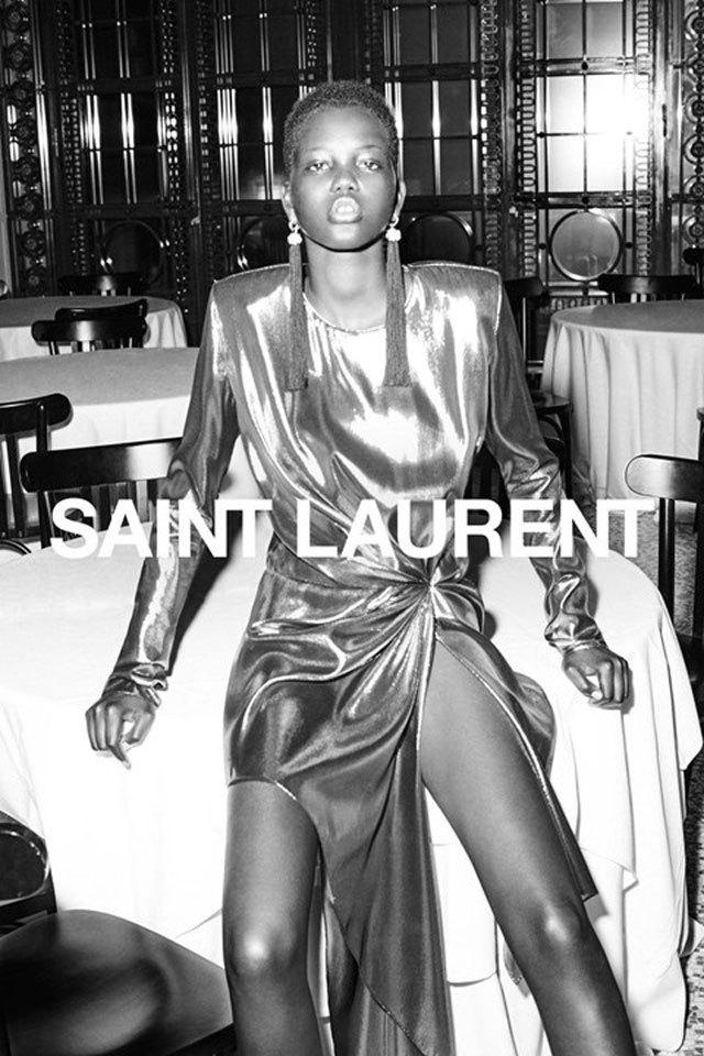 Виклик суспільству: провокаційна рекламна кампанія Saint Laurent