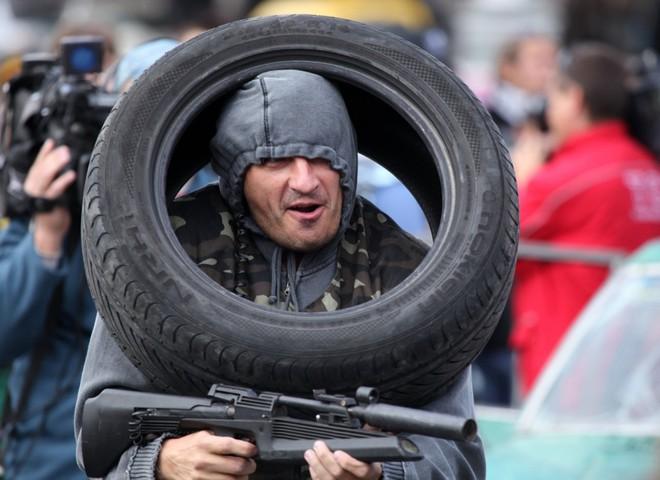 Стрелялки на «Сталкер-фест» в Киеве