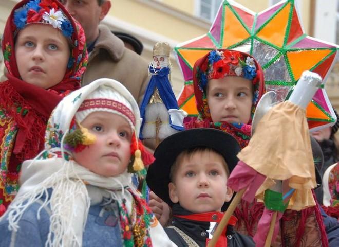 Зустрічай Святого Василя по-українськи
