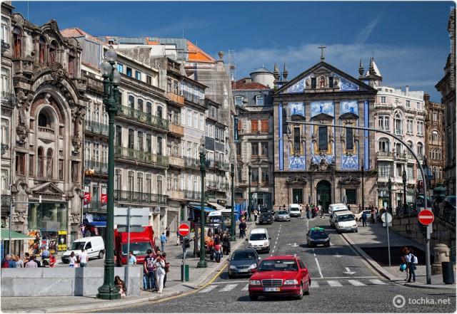 Цікаві місця Португалії: унікальна плитка азулежу