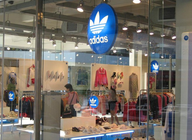 016d40755783 Где производят Adidas, Nike и другие спортивные бренды (карта ...