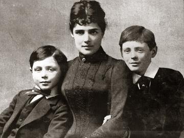 Матери политических деятелей ХХ века