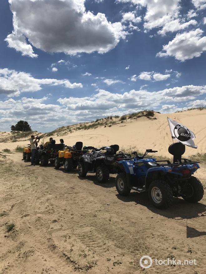 Олешківські піски: екскурсія по найбільшій пустелі в Європі