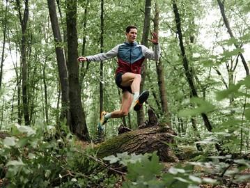 Обновленная беговая коллекция Nike Trail