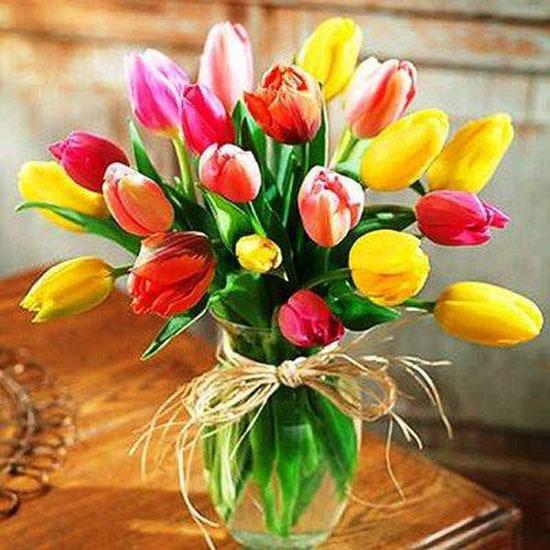 открытки цветы красивые фото