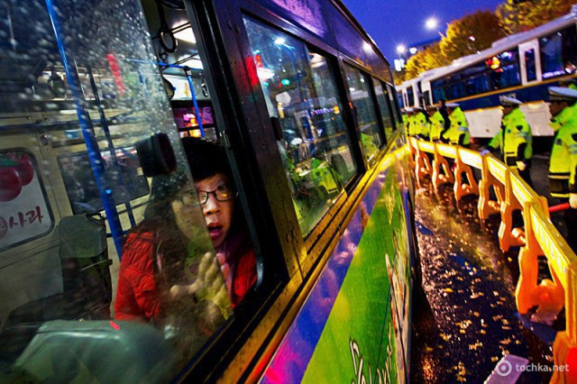 Автобусные туры по городам: Сеул, Корея