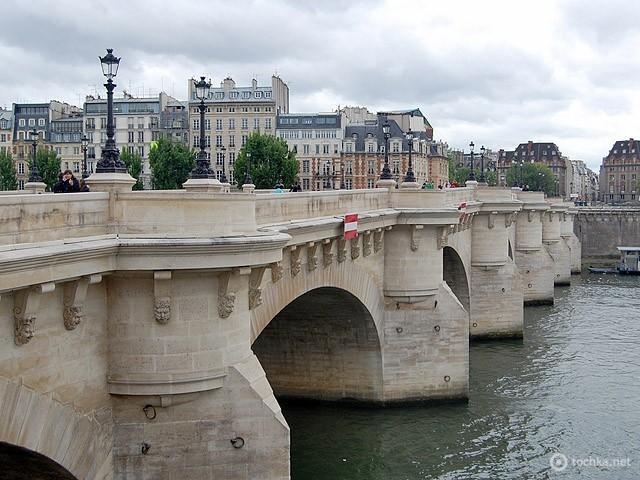 Новый мост (Pont Neuf, Франция)