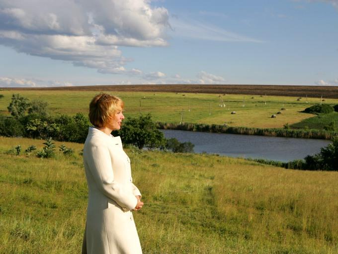 Катерина Ющенко