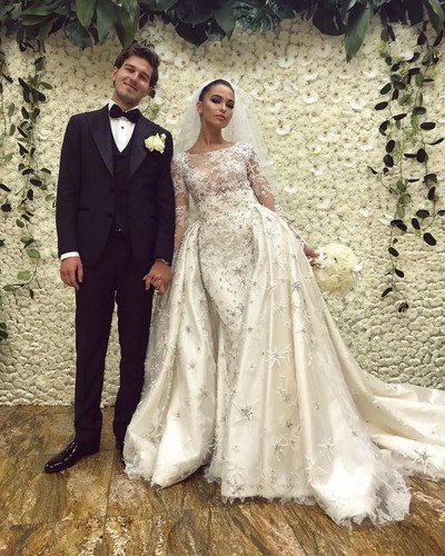 дочка Михайла Турецького (весілля)
