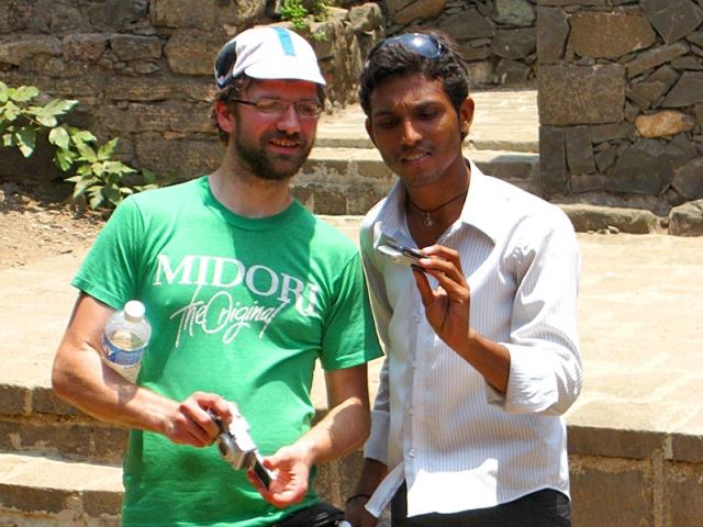 Розводи туристів в Індії: розвід «кращий друг»