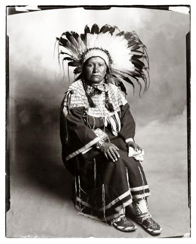 Индейцы, начало 20 века