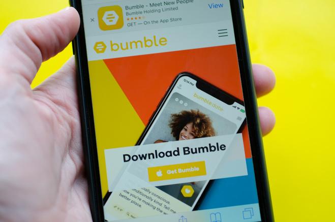 Bumble — приложение для знакомств