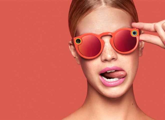 MustHave сезона - солнцезащитные очки со встроенной камерой