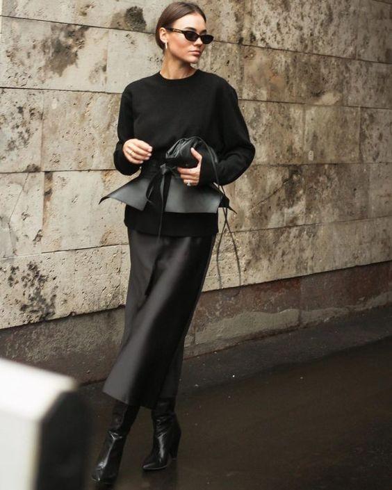 Пояс з баскою: як носити трендовий аксесуар в стритстайл-образах