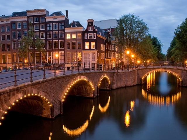 Парад каналів, Амстердам