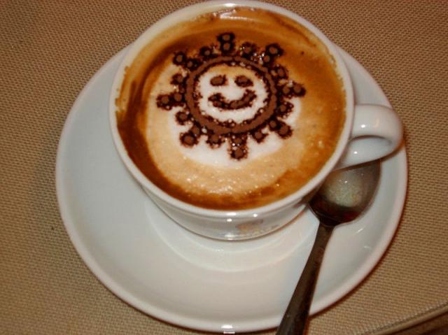Итальянский кофе: Caffe doppio