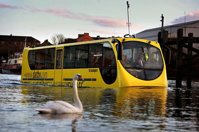 10 самых необычных видов транспорта в разных странах мира