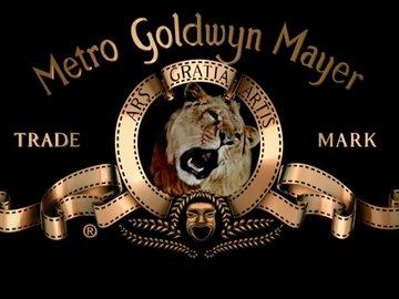 Логотип MGM