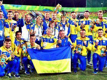 Наша гордость: паралимпийская сборная Украины по футболу стала чемпионом мира