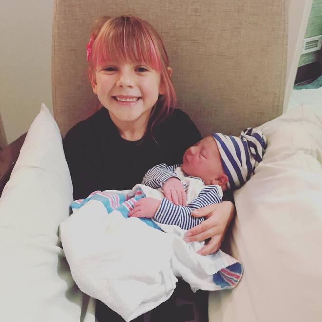 Пінк показала нове фото новонародженої дитини (фото)