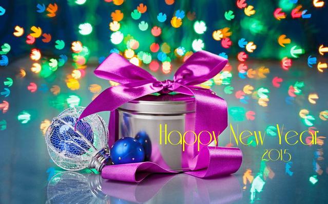 Классного Нового года 2015