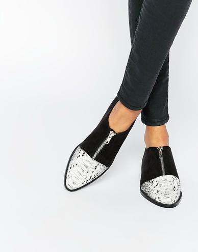Повсякденна мода 2016: туфлі з гострим носом