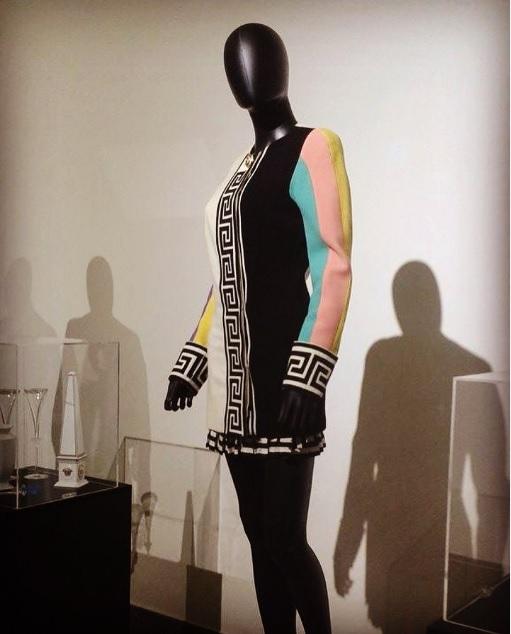 Выставка памяти Джанни Версаче