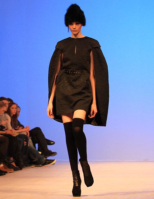 Показ DS'DRESS by ALONOVA
