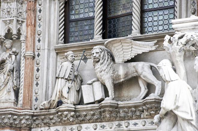 Тайна крылатых львов Венеции