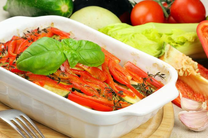 Рецепти для вегетаріанців: 3 літніх легких страви