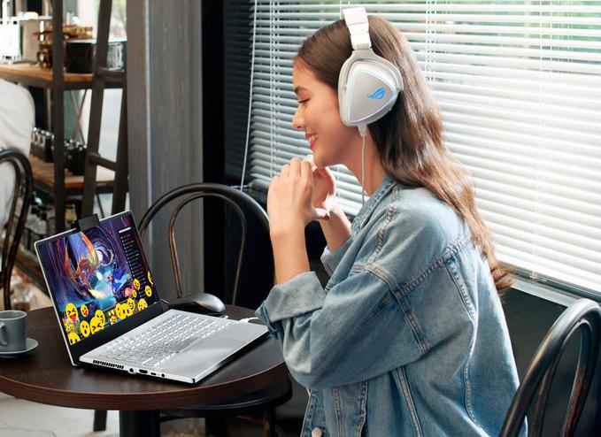 Новий ноутбукASUS ROG Zephyrus G14