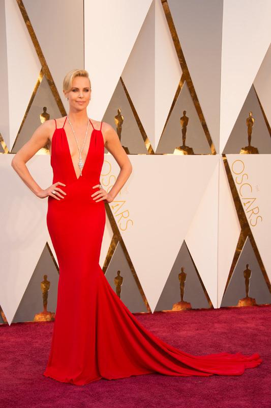 Оскар 2016: кращі образи червоної доріжки