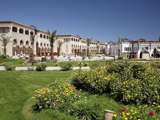 SUNRISE MAMLOUK SENTIDO PALACE RESORT & SPA 5*