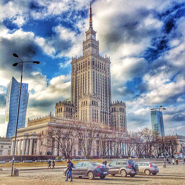 Варшава достопримечательности