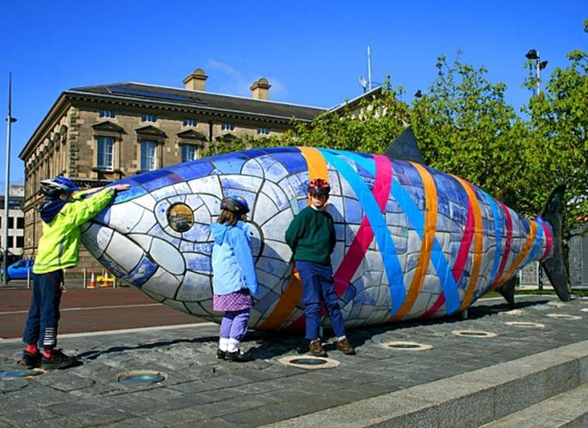 Big Fish Бельфаст