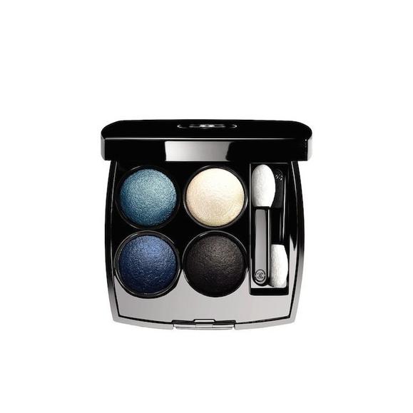 Темно-синій, майже чорний: колекція макіяжу Blue Rhythm de Chanel