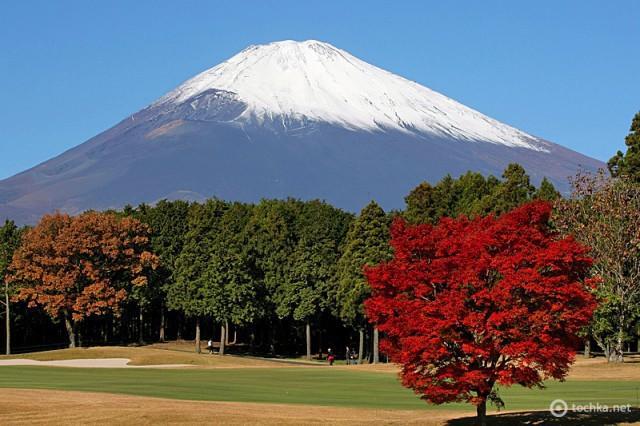 Зеленый туризм: путешествия к активным вулканам (фото)