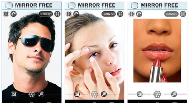 Дзеркальце в мобільному: смартфон може замінити самий жіночий аксесуар