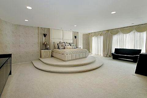 Как сделать подиум в спальне(фото) .